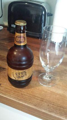 "New Beer Review: ""Effes Draft. Excellent light golden lager-esque ale that went..."" https://t.co/TClQu2OaRH #beer #ale"