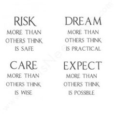 Image result for risk quotes