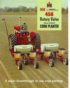 IH 456 Corn Planter Ad