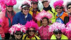 Women-only bike rides gain popularity; 20 listed here