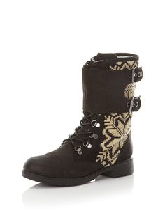 Kelsi Dagger Women's Ilya Fair Isle Boot at MYHABIT.      I LOVE THESE