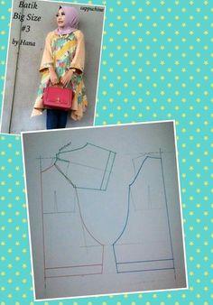 67 ideas sewing patterns free blouse patron de couture for 2019 Dress Sewing Patterns, Blouse Patterns, Sewing Patterns Free, Clothing Patterns, Sewing Tutorials, Free Pattern, Sewing Projects, Sewing Blouses, Sewing Pants