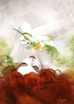Poison Ivy by Shelton Bryant