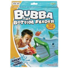 POOF-Slinky Bubba the Bottom Feeder Water Diving Game 0X8462, #POOF-Slinky_0X8462