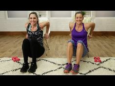 The Lazy Girl's Arm Workout You Can Do in Pajamas   Class FitSugar - YouTube
