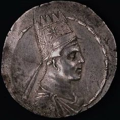 Artavazd II, son of Tigranes II, was the king of Great Armenia from 56 to 34 BC. Like his father, Artavazd II fought against Rome for the elimination of dependence of Armenia. Artavazd II is also known as a historian, writer, playwright and an activist of Hellenistic culture.Plutarch describes Artavasdes II as a well educated man, who had a great fondness for all things Greek and was an accomplished scholar who composed Greek tragedies and histories.