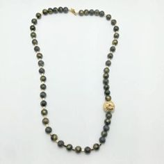 Statetment necklace - LALOU Beaded Necklace, Jewelry, Beaded Collar, Jewlery, Pearl Necklace, Jewerly, Schmuck, Beaded Necklaces, Jewels