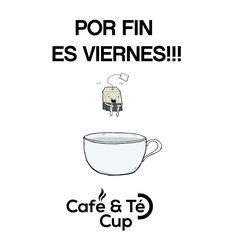 Por fin es #viernes !!
