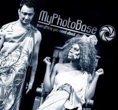 The Final Gala Top Model Of MyphotoBase I Edition Fashion Designer/Artist  Erwin Michalec Photo Boguslaw Mastaj Model Falonie Barbie           Farhan Kamal