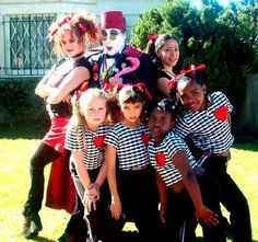 Miss Joy with Count Smokula at The Joy House for kids