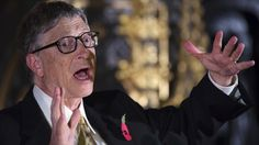 Bill Gates putting his money into a small impact-investing fund focused on India