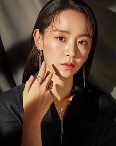 Jung So Min, Korean Actresses, Actors & Actresses, Celebrity Outfits, Celebrity Photos, Drama Korea, Korean Drama, Kim Myungsoo, Instyle Magazine
