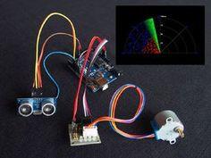 Picture of Acoustic Radar Display