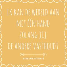 Quotes about life, love and lost : Hadden we wel moeten trouwen? - Hoe je relatie van een crisis juist beter wordt - Girls of honour - Quotes Boxes Favorite Quotes, Best Quotes, Funny Quotes, Love Words, Beautiful Words, Dutch Words, Words Quotes, Sayings, Dutch Quotes