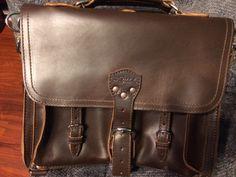 Front Pocket Briefcase| Saddleback Leather Co.
