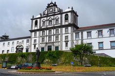 Convento da Horta - Horta, Acores - Portugal