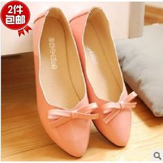 $6 leather women\s shoes 2013 New Spring shoes flat shoes flat shoes-ZZKKO