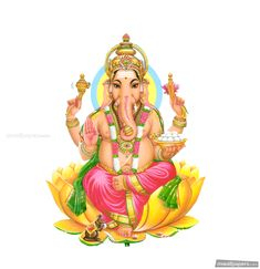 Make this Ganesha Chathurthi 2020 special with rituals and ceremonies. Lord Ganesha is a powerful god that removes Hurdles, grants Wealth, Knowledge & Wisdom. Shri Ganesh Images, Ganesha Pictures, Ganesha Art, Lord Ganesha, Sri Ganesh, Krishna Images, Lord Krishna, Lord Shiva, Ganesh Chaturthi Photos