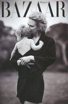Nicole Kidman's Intimate Family portraits by Will  Davidson