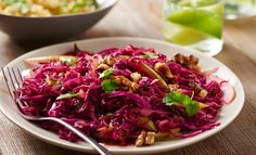 Warmer Rotkohlsalat | Knorr
