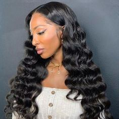 Human Hair Color, Remy Human Hair, Human Hair Wigs, Goddess Hairstyles, Loose Hairstyles, Lace Front Wigs, Lace Wigs, Curly Hair Styles, Natural Hair Styles