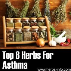 ❤ Top 8 Herbs For Asthma ❤