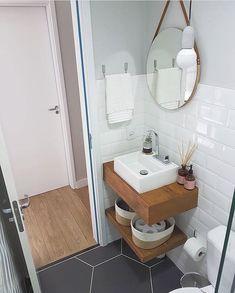 3,388 mentions J'aime, 25 commentaires – Apartamento 031 (@apartamento031) sur Instagram : «Sou apaixonada pelos detalhes do banheiro do @apto.704 ✨ Em especial o espelho com as laterais…»