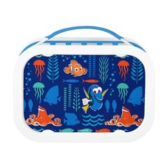 Finding Dory Sea Pattern Lunch Box Set