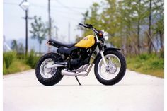 TW 200/225  A Beard(ビアード) | 広島のカスタムバイクショップ(カスタム車両製作、オリジナルカスタムパーツ製作)