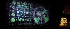 BLIND's UI work on Star Wars: The Force Awakens