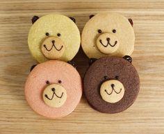 画像 : アニマルスイーツ♡ お取り寄せOK!動物をモチーフにしたカワイイお菓子たち - NAVER まとめ