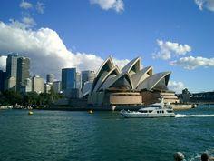 Viajes. Sydney.