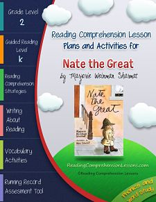 Nate the Great Lesson Plans and Activities
