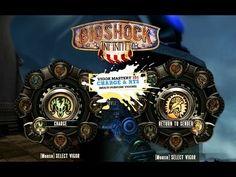 (68) BioShock Infinite Vigor Tips & Strategy 101: Charge & Return to Sender (Multi-purpose Vigors) - YouTube