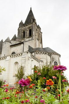 Collégiale Saint-Ours de Loches, Centre, France