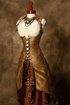 Image result for steampunk costume fashion show