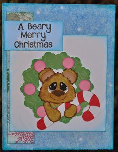 My Little Spot of Sanity: Beary Merry Christmas