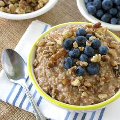 These steel cut oatmeal crock pot directions will have your family eating a healthy breakfast with minimal prep. Easy recipe with tips to make ahead.