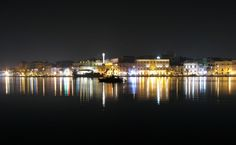 Port 5 | Brindisi by night