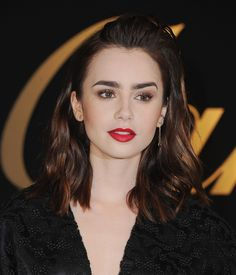 Panthere De Cartier Party (May 5) - 010 - Miss Lily Collins - Gallery