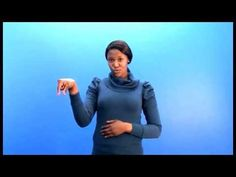World Languages, Sign Language, Audio, African, Signs, Learning, Youtube, Shop Signs, Studying
