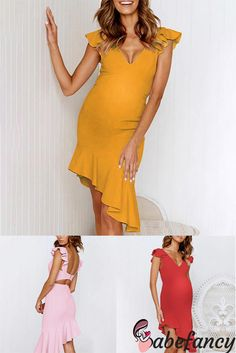 Maternity Mini Dresses, Maternity Wear, Fall Winter, Spring Summer, Slim, How To Wear, Color, Clothes, Collection