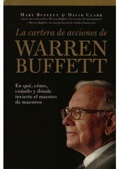 CARTERA DE ACCIONES DE WARREN BUFFETT,LA  MARY BUFFETT  SIGMARLIBROS