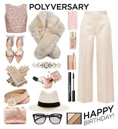 """""""Celebrate Our 10th Polyversary!"""" by waikiki24 ❤ liked on Polyvore featuring The Row, Aspinal of London, rag & bone, Hermès, Miss Selfridge, Dolce&Gabbana, Balmain, Elizabeth Arden, GUESS and polyversary"""