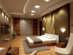 Good-looking to View this Wonderful Bed Room Interior Design #GoodLooking #BedRoomDesign #Snapdeal #SukhbirWithFarmers