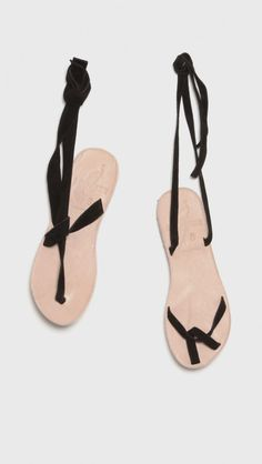 3e4844a907cd34 Brother Vellies Selma Sandal in Black Magic Suede