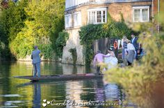 Wedding photography of bride and groom punting Wedding Reception, Oxford, Groom, University, Wedding Photography, Weddings, Bride, Inspiration, Marriage Reception