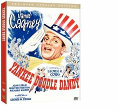 Yankee Doodle Dandy (Two-Disc Special Edition) (2003) James Cagney (Actor), Joan Leslie (Actor), Michael Curtiz (Director) | Rated: Unrated | Format: DVD Price: 	$14.19 https://www.amazon.com/dp/B00005JKS8/ref=as_li_ss_til?tag=howtobuild005-20=0=0=as4=B00005JKS8=1M6GZY9KFQKJ6C2JMG66
