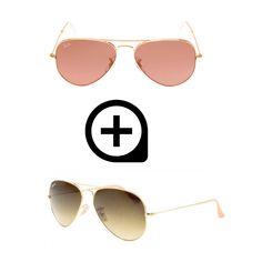 afcc4edfa Kit Com 2 Oculos De Sol Masculino/feminino Aviador,Óculos de sol Importado