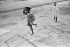 """Ghana circa 1961-62 from the archives of Willis E Bell From the book """"Playtime in Africa"""" by Willis E Bell Archives are owned and managed by Mmofra Ghana """"[Mmofra Ghana] are the owners and caretakers of the Bell Photograph Archive, a collection of some 90,000 black and white photographs of Ghana taken between the years 1958 – 1980 by Willis E. Bell."""" Source: mmofraghana.org"""